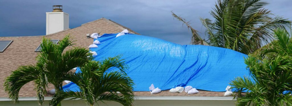 Assess and Repair Roof Storm Damage Greenville Roofing Professional