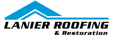 Lanier Roofing Logo colored