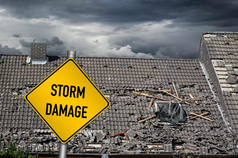 Did The Recent Tornados Cause Roof Damage? Call Lanier Today!